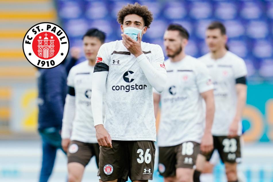 FC St. Pauli will Wiedergutmachung für 0:4-Schlappe!