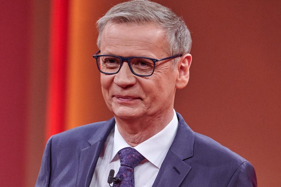 Moderator Günther Jauch (64) ist wieder fit.