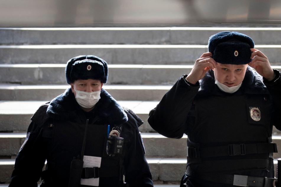 Alarm in Moskau: Bombendrohung in mehreren Kliniken mit Corona-Patienten