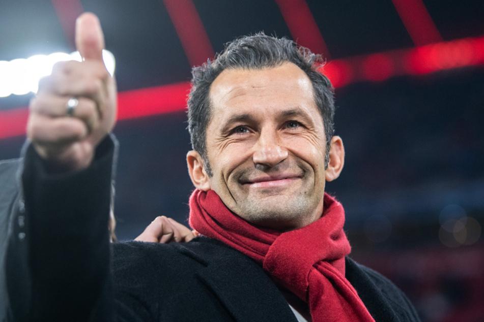 Tag 1 im Vorstand: Hasan Salihamidzic könnte gleich mit einem mega Deal starten. (Archiv)