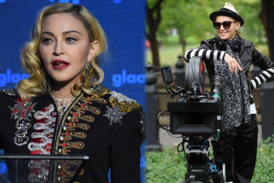 Madonna set to co-write and direct her own biopic
