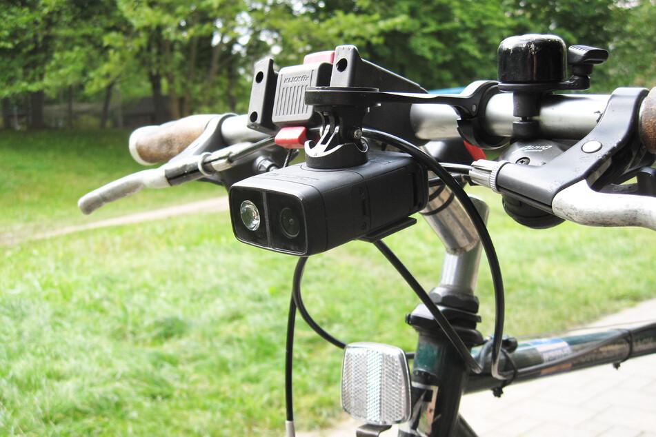 Die Dashcam am Rad wurde Rolf-Dieter S. zum Verhängnis.