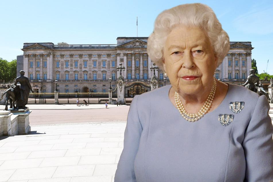 Buckingham-Palast ganz leer: Queen kündigt 400 Angestellte!