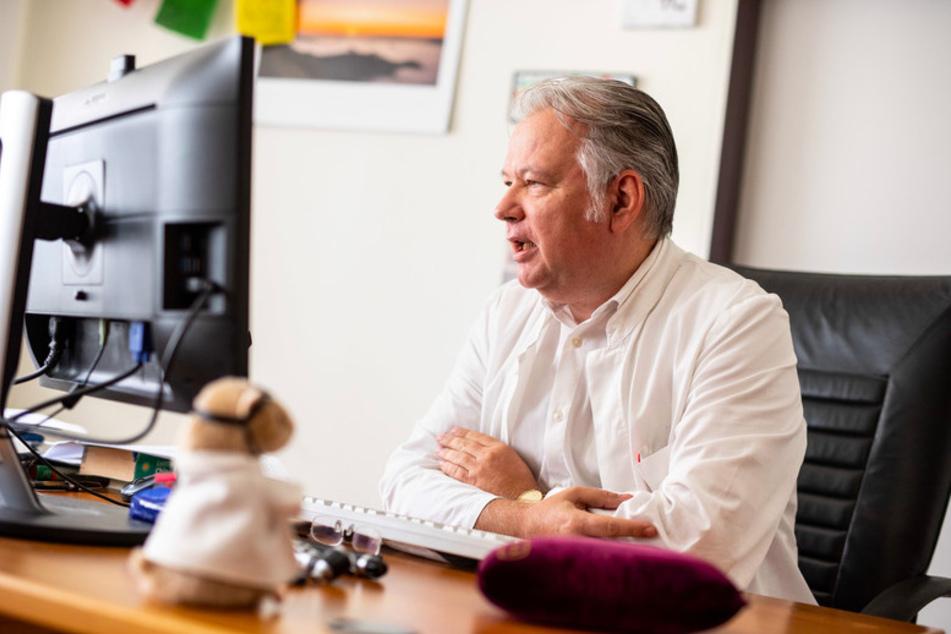 München: Statt zum Arzt einfach ins Internet? So läuft die virtuelle Sprechstunde