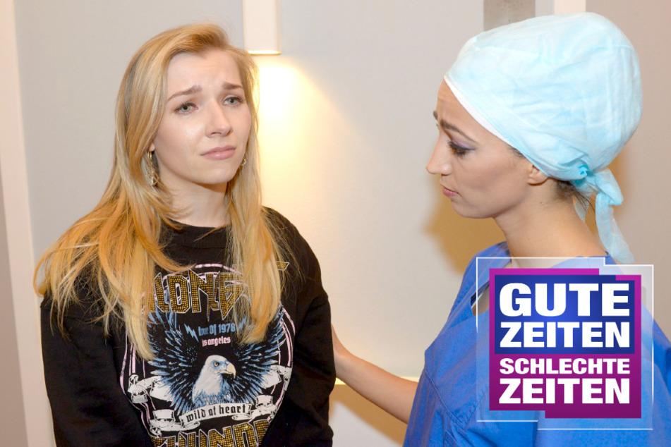 GZSZ: Horror-Sturz bei GZSZ: Muss ein Serienliebling sterben?