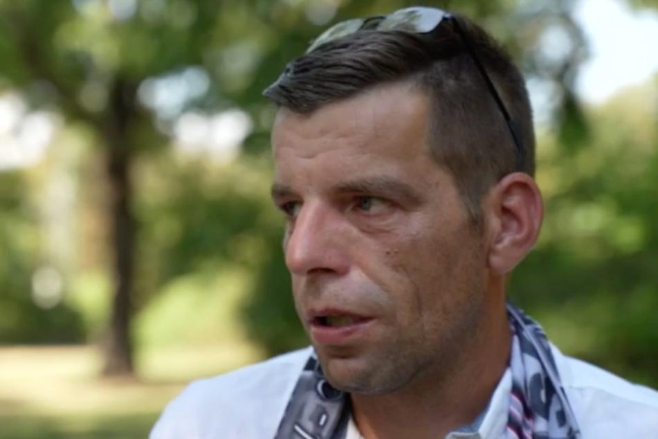 """Seit der Ermordung seines Sohnes leidet Karsten L. an Depressionen. """"Man hofft, dass irgendwann mal der Punkt kommt, an dem der Schmerz nachlässt"""", sagt er."""