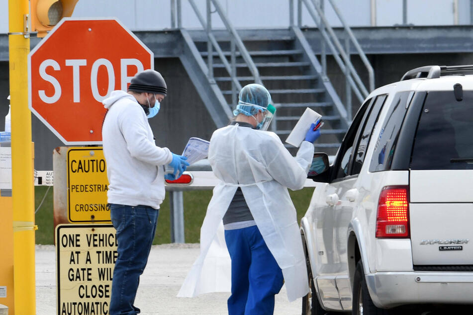 A Smithfield Foods' meatpacking facility in Cudahy, Wisconsin, announced a partial shutdown of the facility after an undisclosed number of workers tested positive for the coronavirus in April.