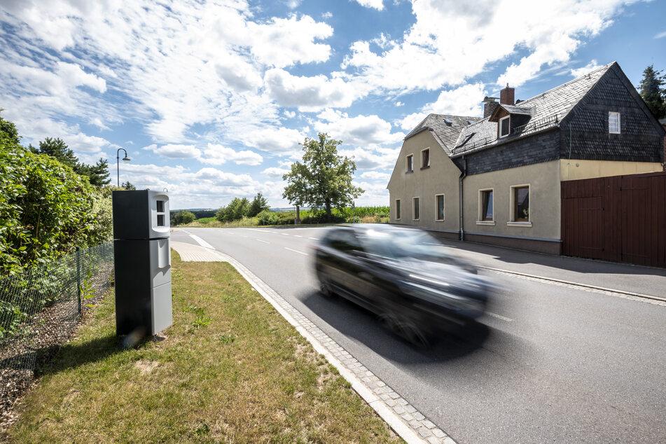 Eine Million Euro Einnahme-Plus: Blitzer an A4-Auffahrt lässt die Kasse klingeln