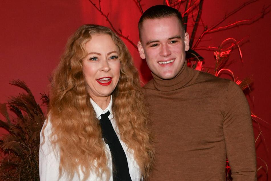 Die 47-Jährige verbringt die Corona-Zeit gemeinsam mit ihrem Sohn Paul.
