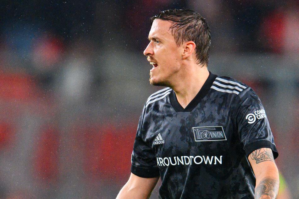 Max Kruse (33) spielt bei Union derzeit nicht die ganz große Rolle, wie noch in der vergangenen Hinrunde.