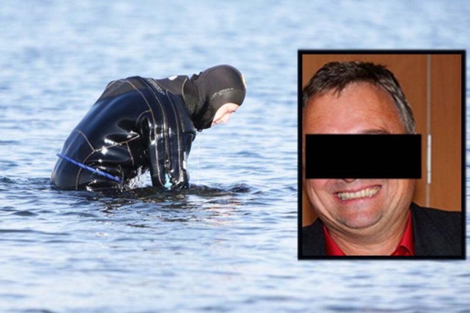 Leiche im See als Pferdehof-Mörder identifiziert