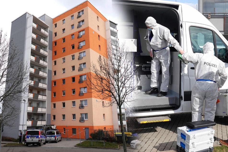 Chemnitz: Horror-Fund in Chemnitz: Frau offenbar getötet, Ehemann in Haft!