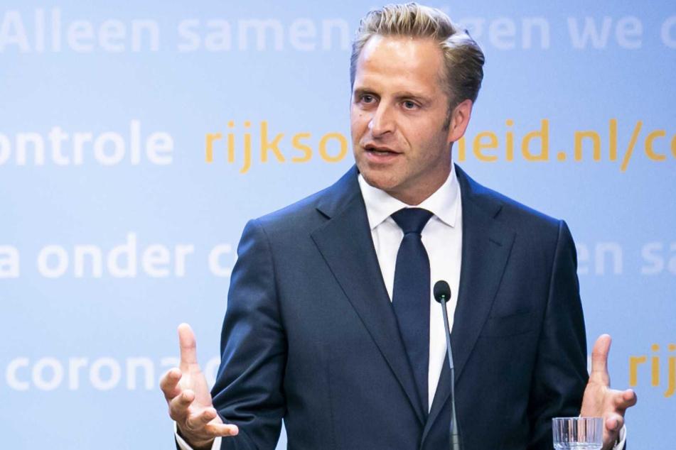 Hugo de Jonge, Gesundheitsminister der Niederlande.