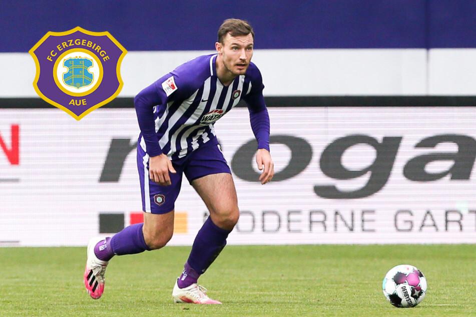 """Aue-Abwehrmann Florian Ballas nach Paderborn-Niederlage: """"Zu viele schlampige Ballverluste!"""""""