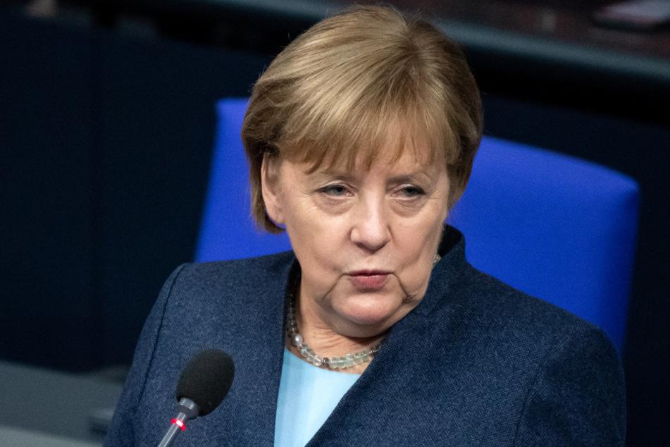 Der Lockdown ist wohl mit Kanzlerin Merkel nur noch Formsache.