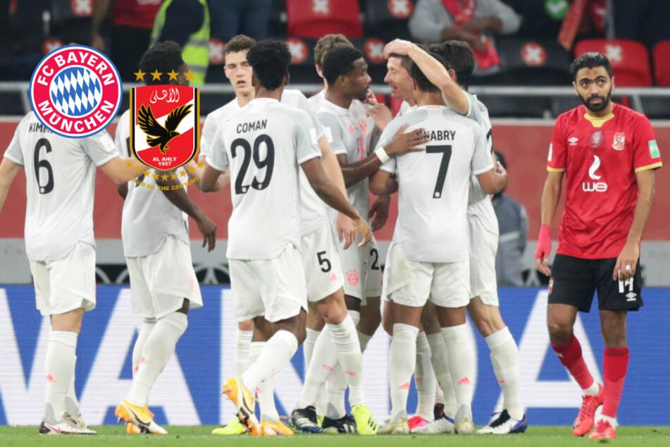 Finale! FC Bayern schlägt Al Ahly bei Klub-WM und hat den sechsten Titel im Visier