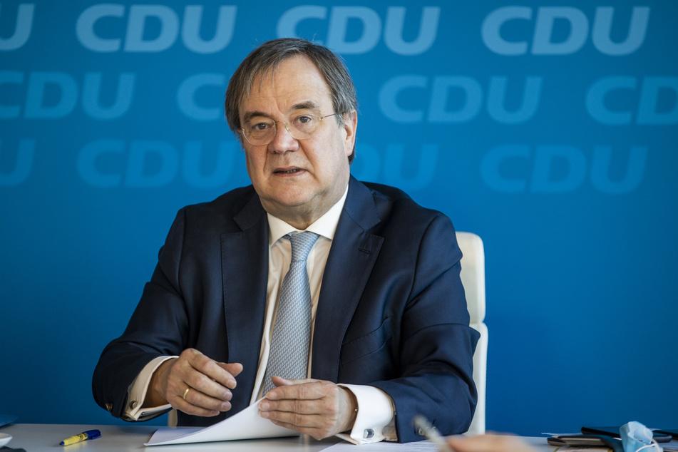 CDU-Chef Armin Laschet (60, CDU) fordert eine bundeseinheitliche Lösung für den Umgang mit den Corona-Maßnahmen.