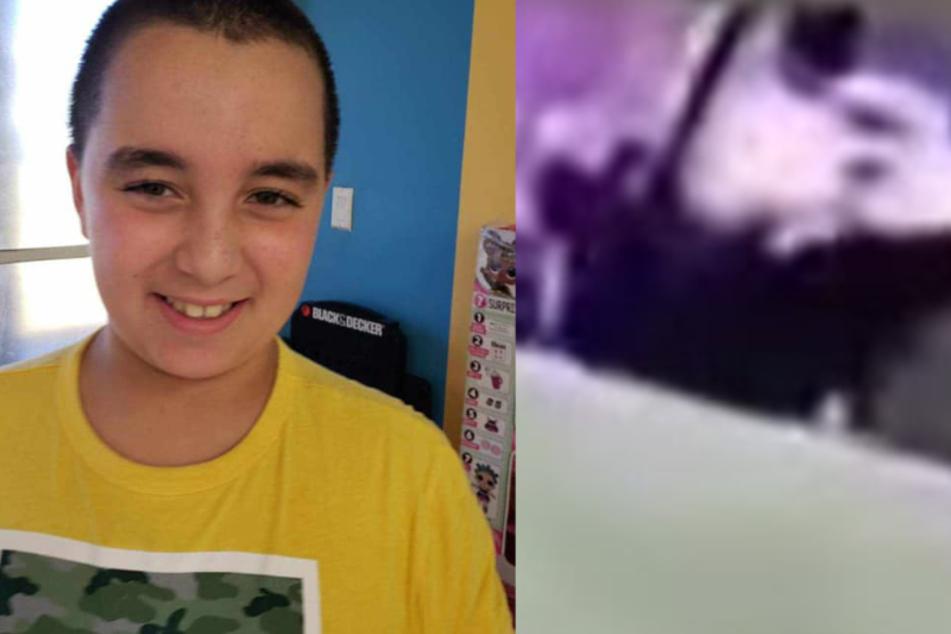 Verstörendes Video zeigt, wie Mutter ihren autistischen Sohn ertränken will