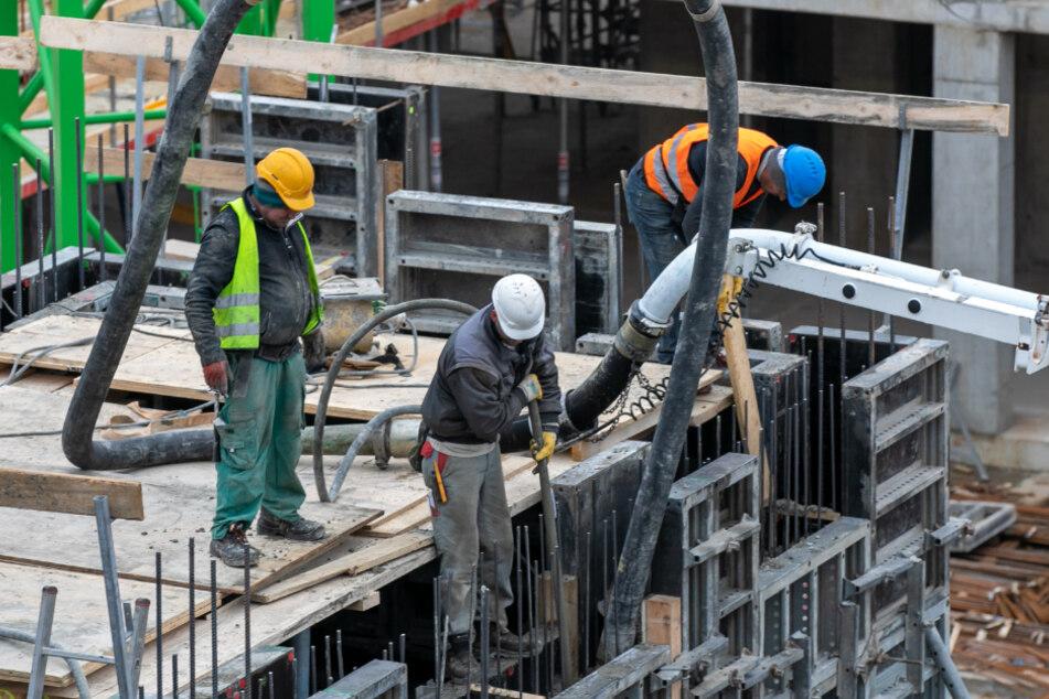Aktuell läuft bereits der Hochbau. Im Sommer 2022 soll der Neubau stehen.