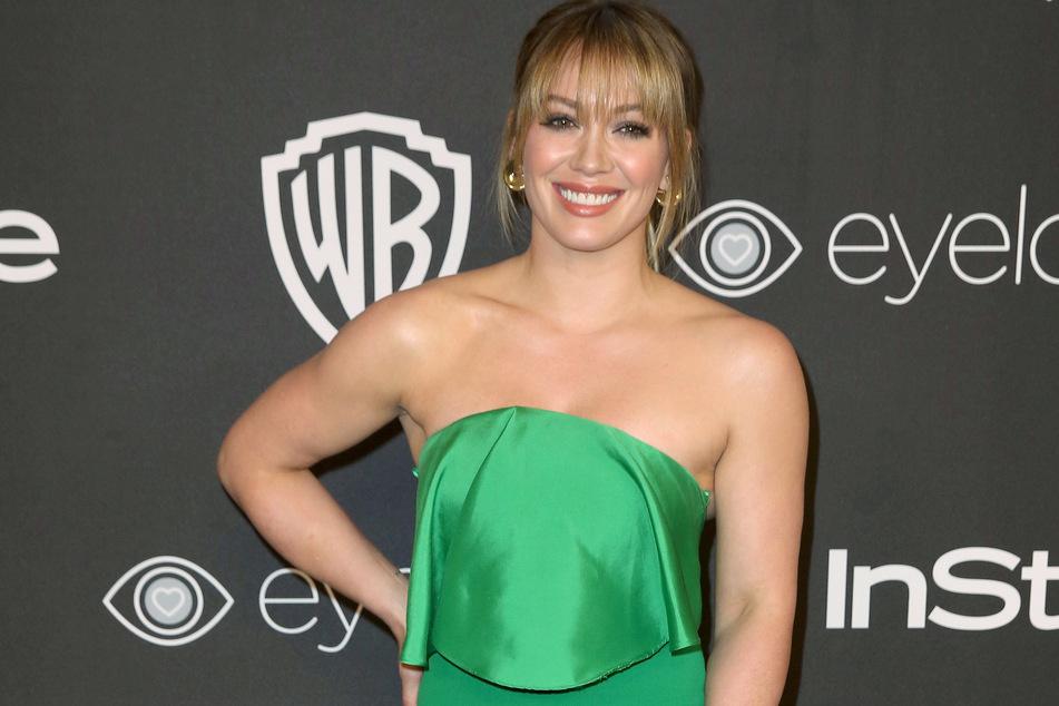 Hilary Duff ist erneut schwanger.