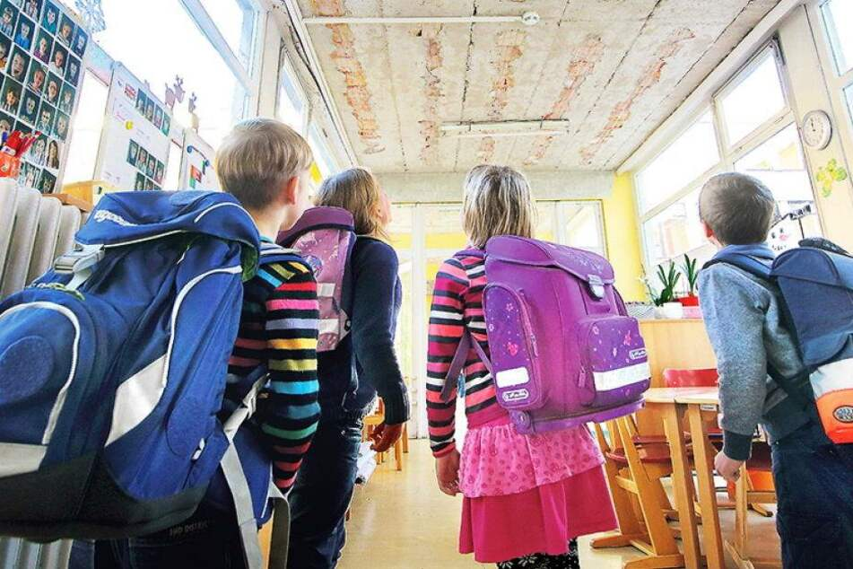 Endlich Hoffnung für Dresdens baufälligste Grundschule