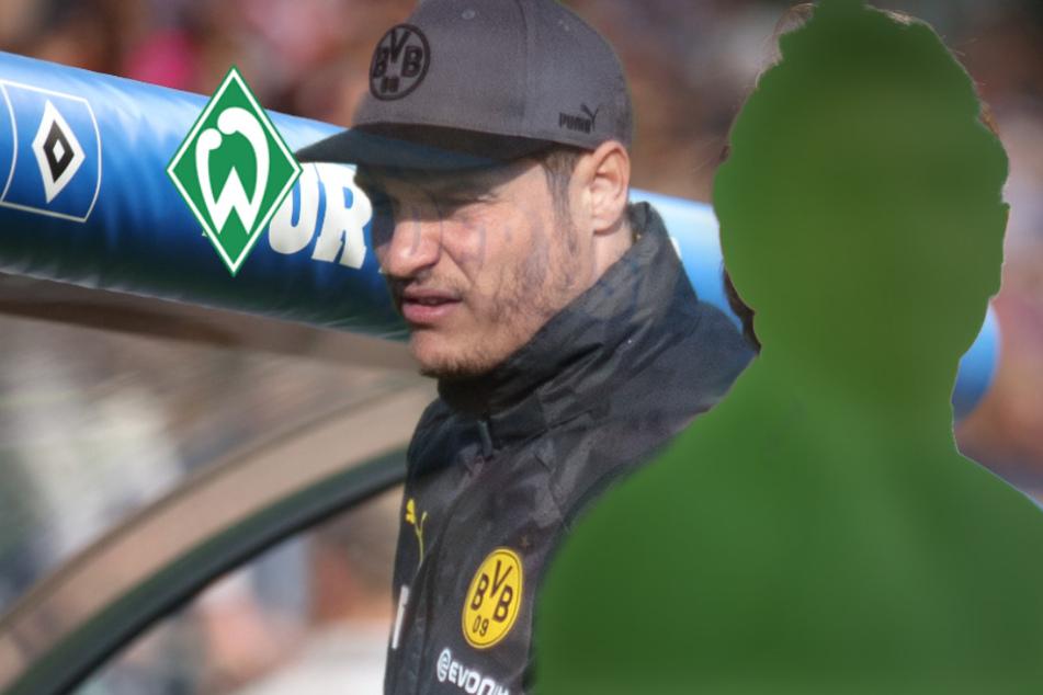 Kohfeldt vor Werder-Abschied: Neben BVB-Trainer Terzic auch Ex-HSV-Coach im Fokus?