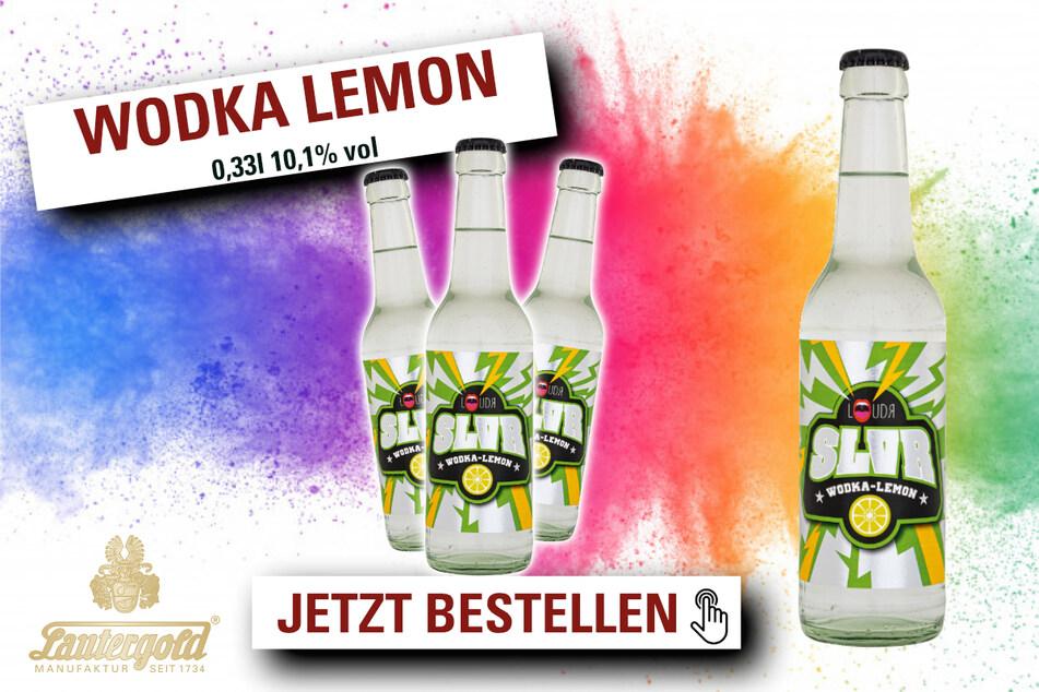 Wodka Lemon
