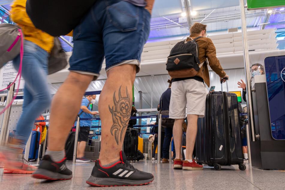 Am Flughafen München rechnet man mit etwa halb so vielen Fluggästen wie zum Ferienstart 2019.