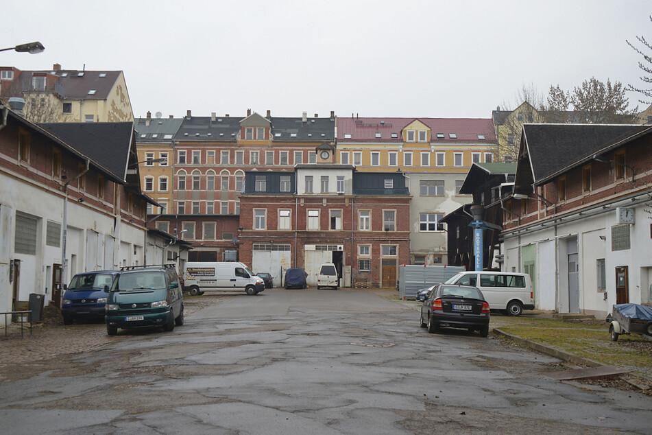 """Der Kreativhof """"Die Stadtwirtschaft"""" auf dem Sonnenberg ist im Stadtrat umstritten."""