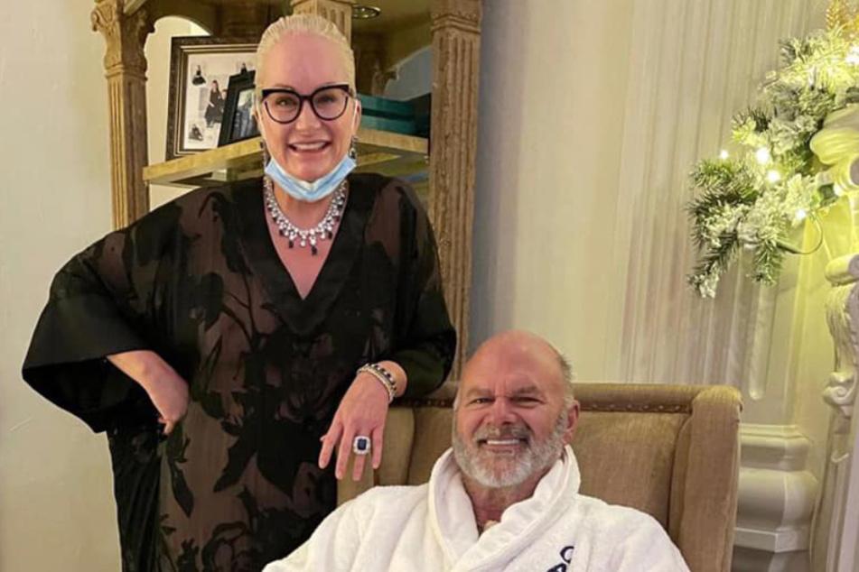 Vor Kurzem feierte das Paar den 68. Geburtstag von Charles.