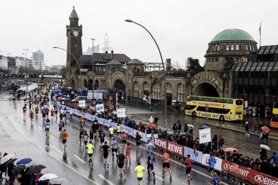 35. Hamburg Marathon: Nur Geimpfte dürfen mitlaufen