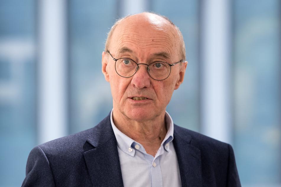 """Archivbild: Winfried Nerdinger, Präsident der Bayerischen Akademie der Schönen Künste, fand einige der umstrittenen #allesdichtmachen-Videos """"ausgezeichnet""""."""