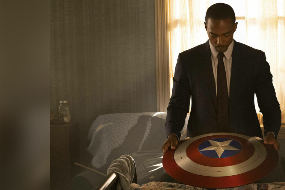Anthony Mackie will star in the next Captain America movie