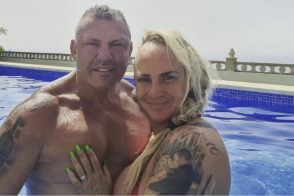 Caro (42) und Andreas Robens (55) leben und arbeiten auf Mallorca.