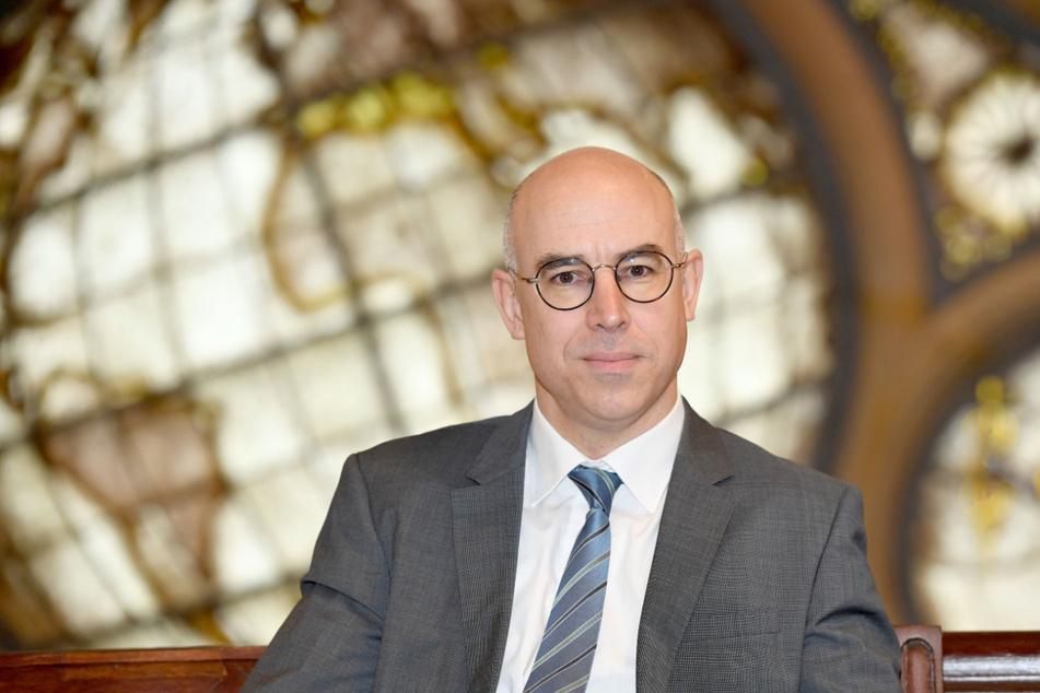 Gabriel Felbermayr (44), IfW-Präsident, sieht die Wirtschaft vor vielen Problemen. (Archivbild)