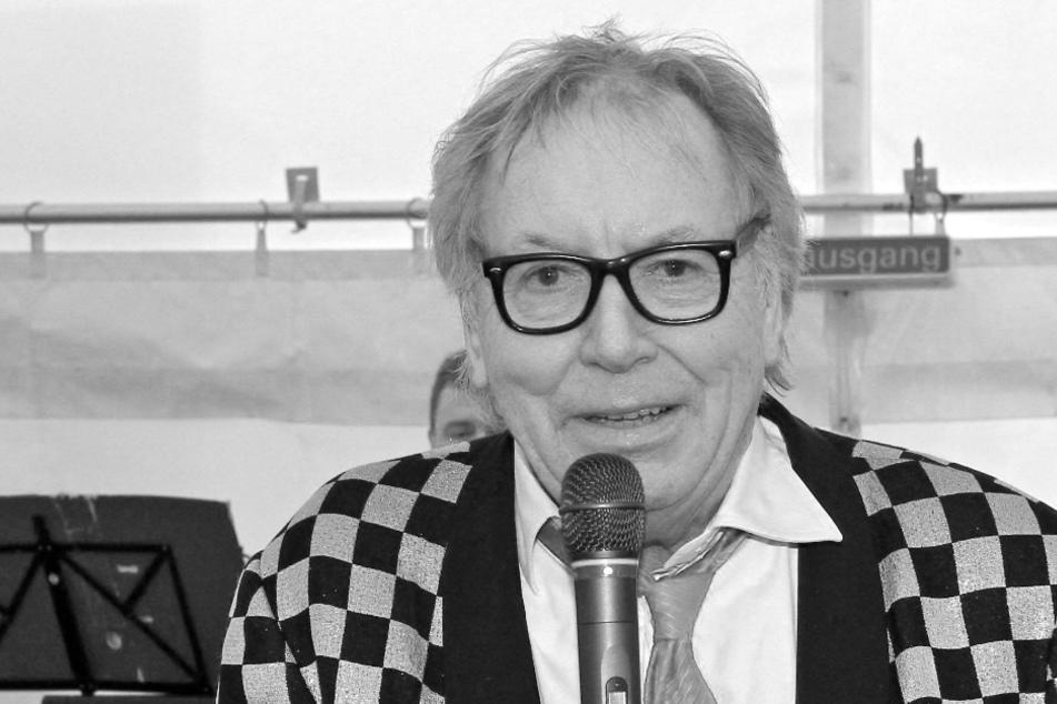 """Sänger Werner Böhm gestorben: """"Gottlieb Wendehals"""" ist tot"""