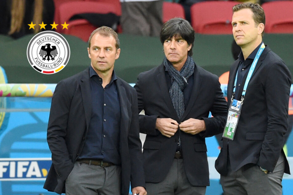 Bierhoff will Hansi Flick trotz Bayern-Aus nicht wegen Bundestrainerposten ansprechen