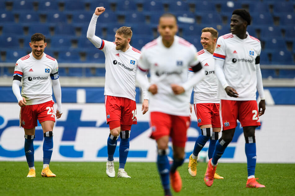 Für den Hamburger SV geht es ab Donnerstag mit den Spielen gegen Sandhausen und Regensburg endlich weiter. (Archivfoto)