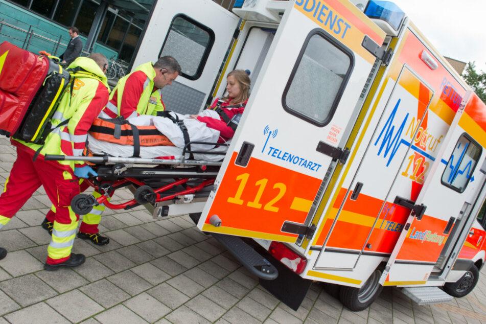 Tödlicher Unfall bei Nördlingen: Kleintransporter kracht frontal in Auto