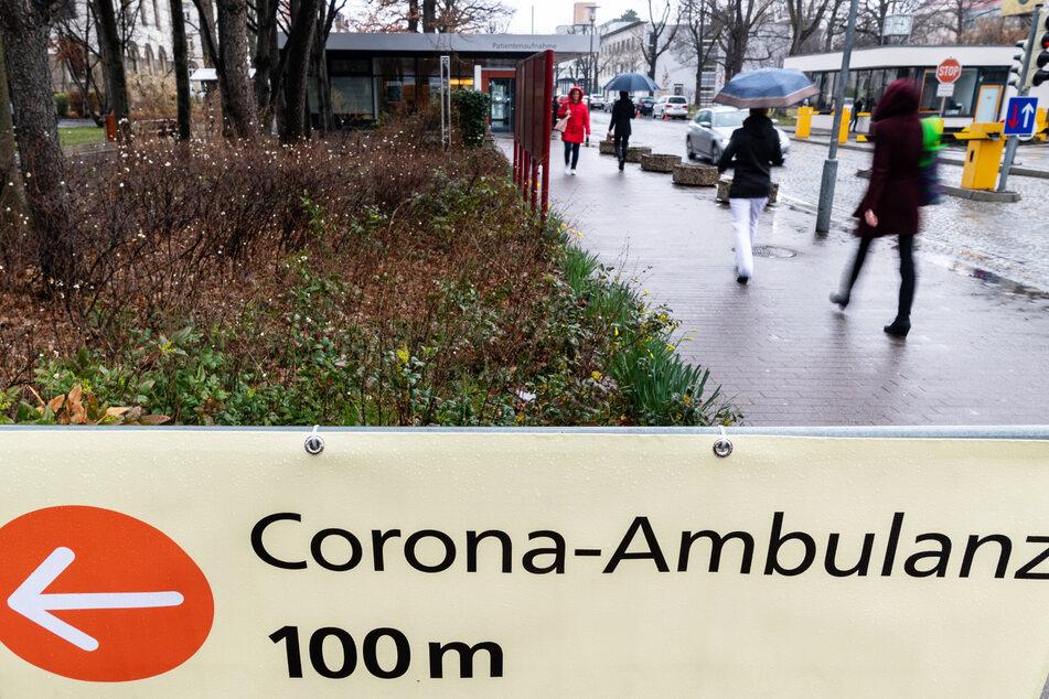 In Sachsen soll es bald in allen Landkreisen Corona-Ambulanzen geben. Derzeit gibt es sie in Dresden und Leipzig.