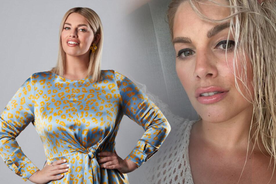 Neue Berufung? Curvy-Model Angelina Kirsch startet im TV voll durch