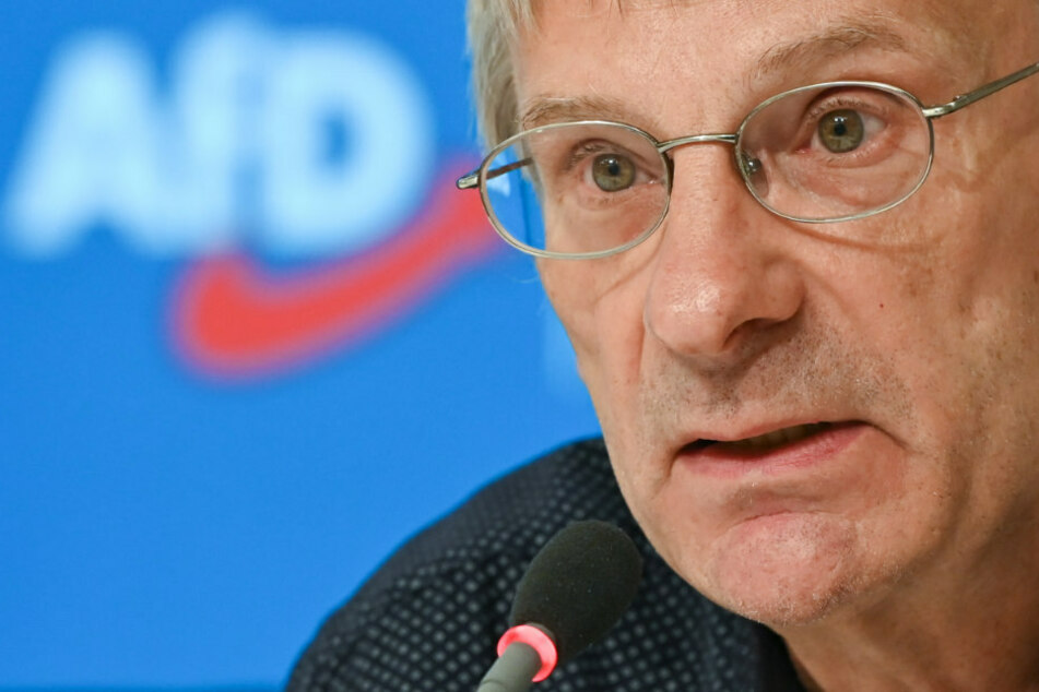 AfD: Hans-Christoph Berndt tritt Kalbitz-Nachfolge in Brandenburg an