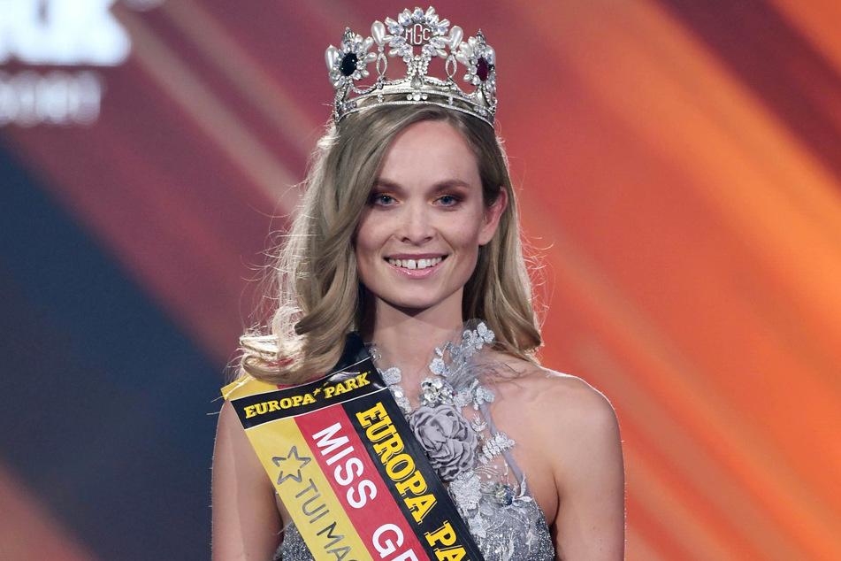 2019 holte die Sächsin den Miss-Germany-Titel.
