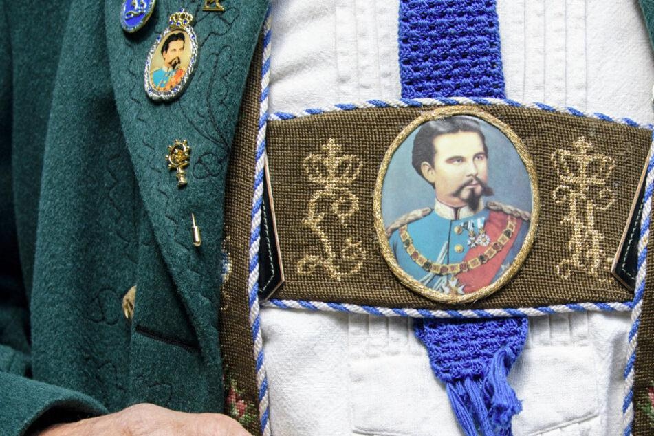 Zu Ehren des 175. Geburtstags von Ludwig II.: Ganz besondere Show in der Residenz