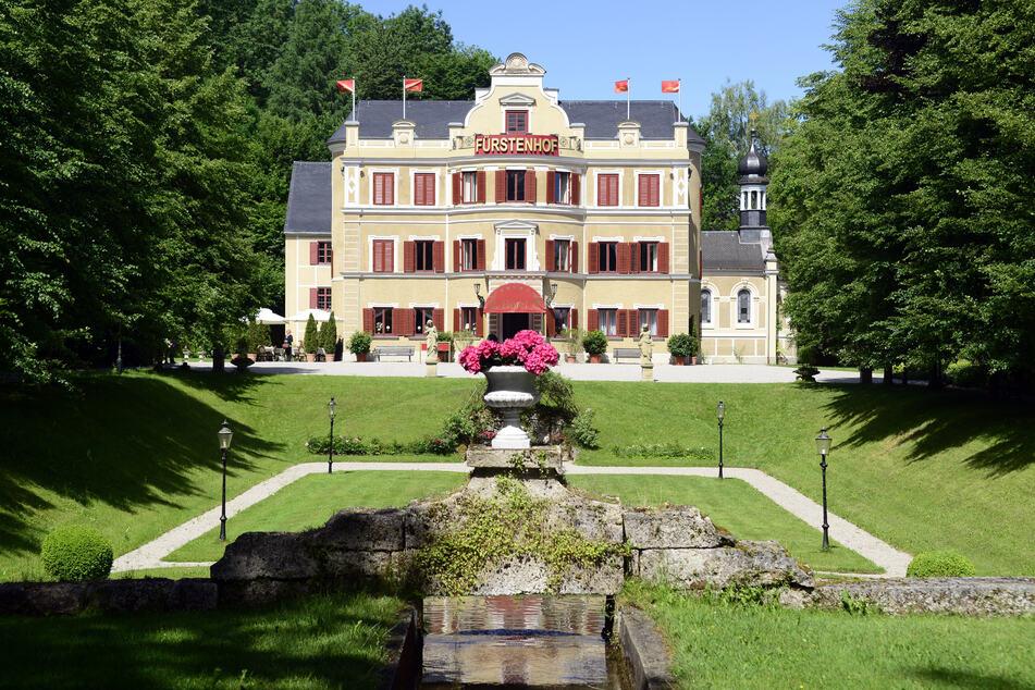 """In der 12. Staffel """"Sturm der Liebe"""" war Desirée am Fürstenhof zu Hause."""