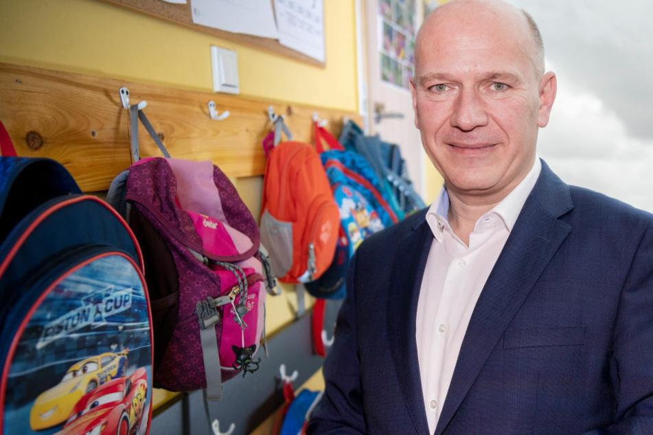 Schwerer Fehler: CDU-Chef Wegner fordert Wiedereinführung der Vorschule