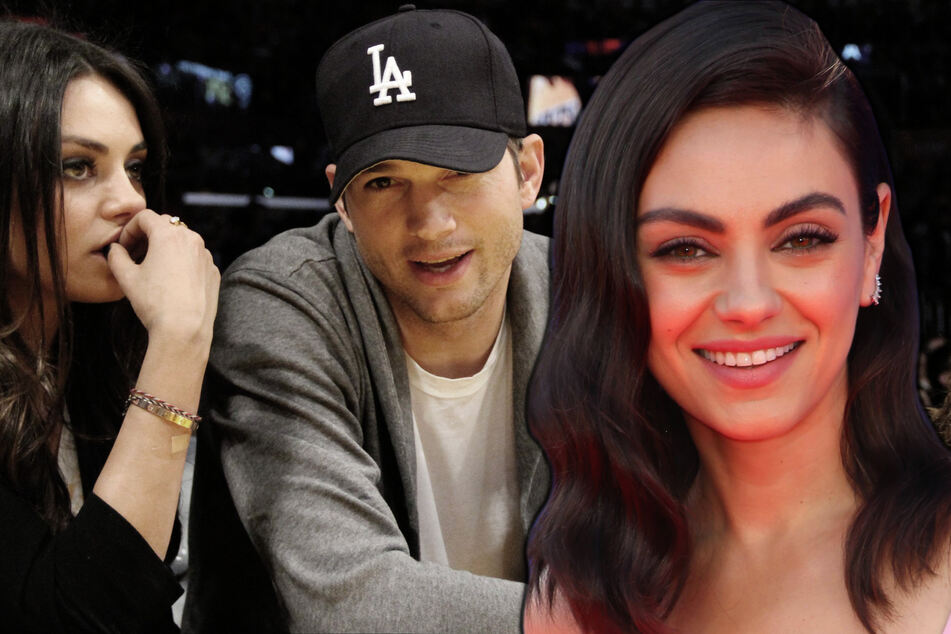 Mila Kunis reveals what convinced her and Ashton Kutcher to work together again