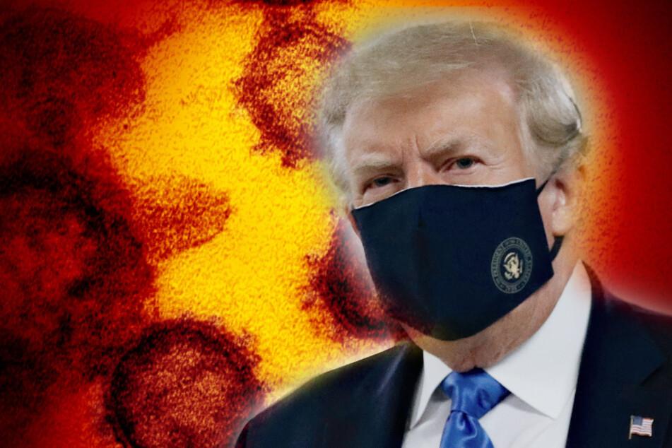 Corona: Trump plötzlich besorgt und schlägt nun Alarm, drastische Kursänderung!