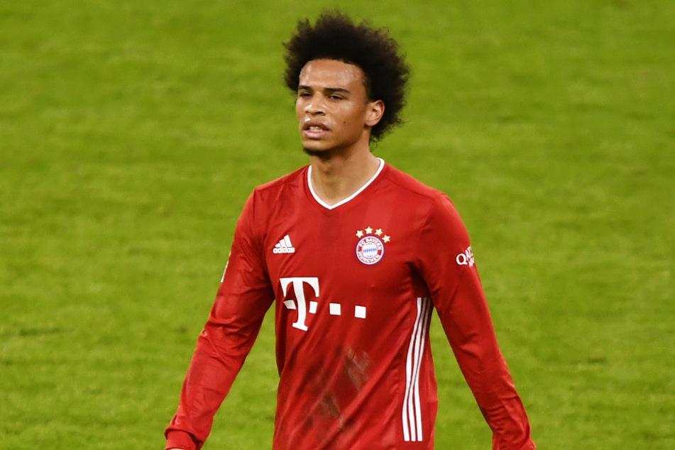 Leroy Sané (24) kommt beim FC Bayern München noch immer nicht richtig in Tritt. Der Nationalspieler blickt allerdings nach vorne.