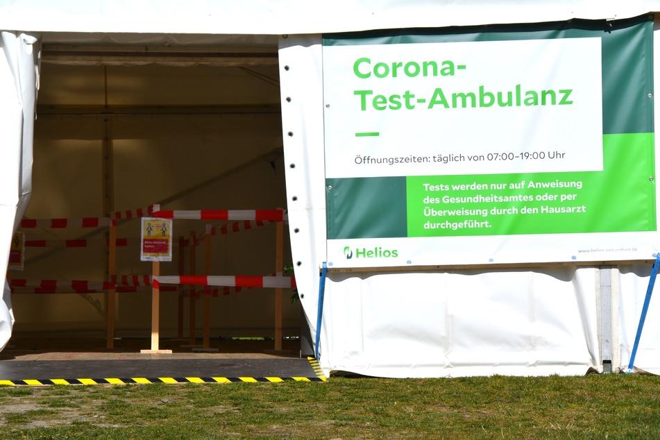Leipzig: Zur Entlastung: Vierte Corona-Ambulanz in Leipzig geöffnet